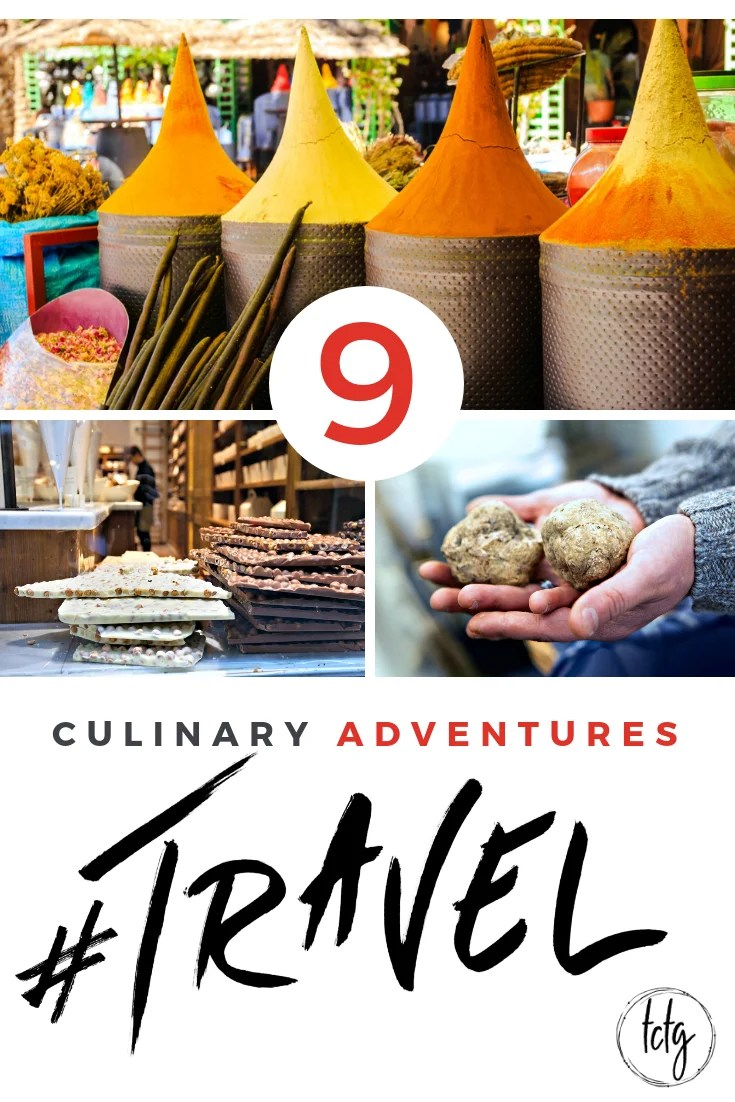 There are travelers, and then there are FOOD travelers. People like you and me. People who travel the world to eat. That's why I've partnered with Viator to create a list of extraordinary culinary adventures around the world. When you see one that makes your heart beat faster, add it to your bucket list so you can start planning your next epic food journey today. #saveitforlater #bucketlist #foodie