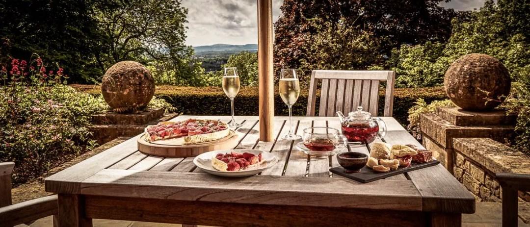 UK Food Experiences - Bespoke Menus at Foxhill Manor