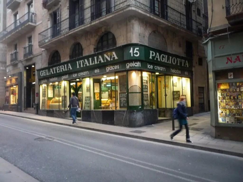 Gelateria Italiana Pagliotta