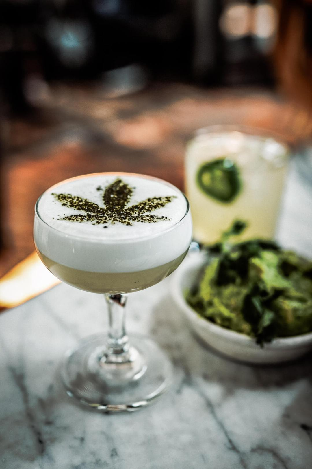 Culinary Trends for 2019 include Cannabis Cuisine