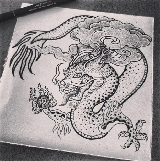 Hannah Pixie Snowdon - Tattoo art