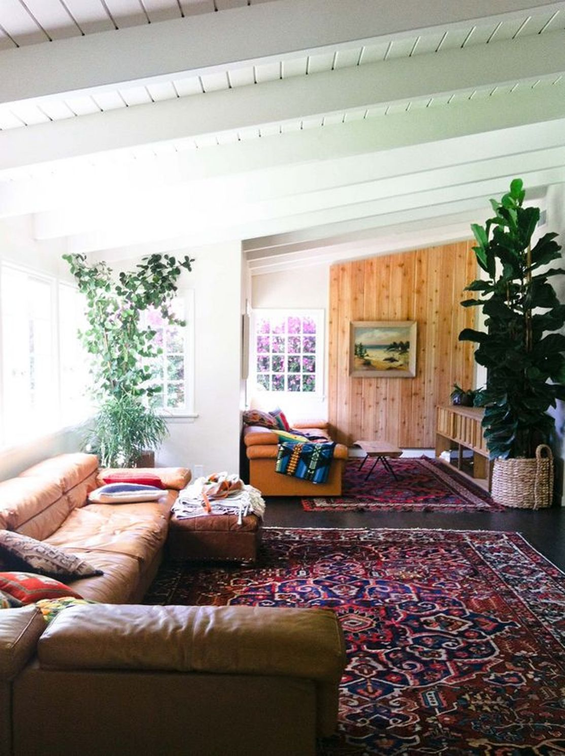 Our Favorite Bohemian Rooms for Inspiration on Bohemian Living Room Decor Ideas  id=62399