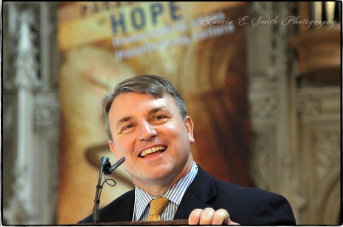 Joseph-Pearce-Oxbridge-2011- Image copyright Lancia E. Smith and the C.S. Lewis Foundation