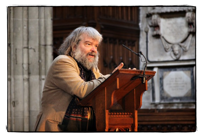 Malcolm Guite Oxford 2011 5 - image copyright Lancia E. Smith and the C.S. Lewis Foundation