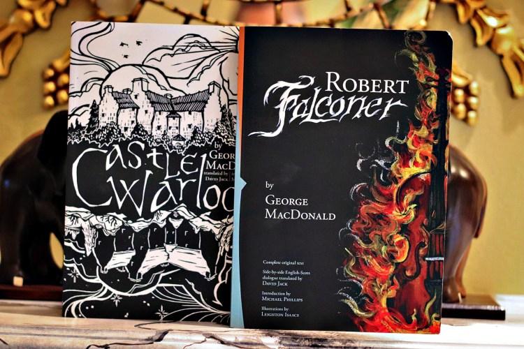 New Translations of George MacDonald Scottish Novels - Interview with David Jack