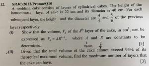 Question 12 SRJC/2012