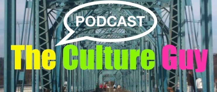 logo of The Culture Guy Podcast