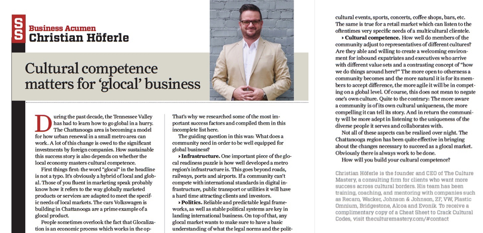 cultural competence EDGE Biz Mag