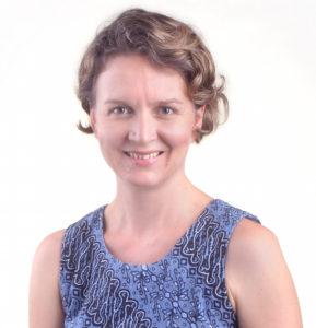 Silke Irmscher headshot
