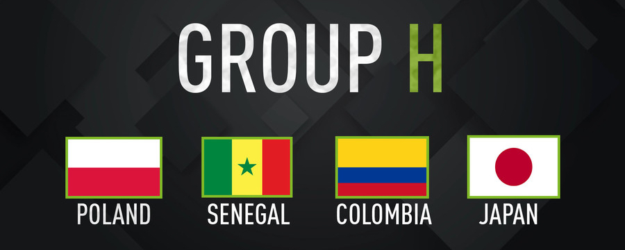World Cup 2018 Group H