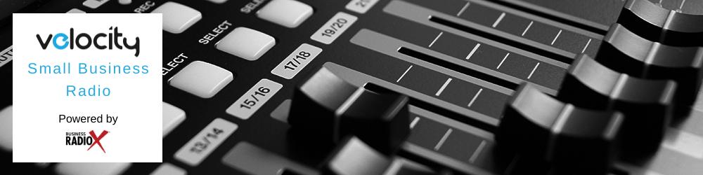 Velocity Radio Business Christian Hoeferle J.R. McNair