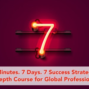 7 Strategies for Global Business Success
