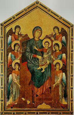 Cimabue, Maesa, c.1280.