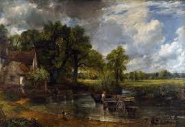 Constable, The Hay Wain, 1821