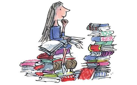 Roald Dahl Matilda