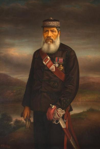 Major Ropata Wahawaha NZC 1890
