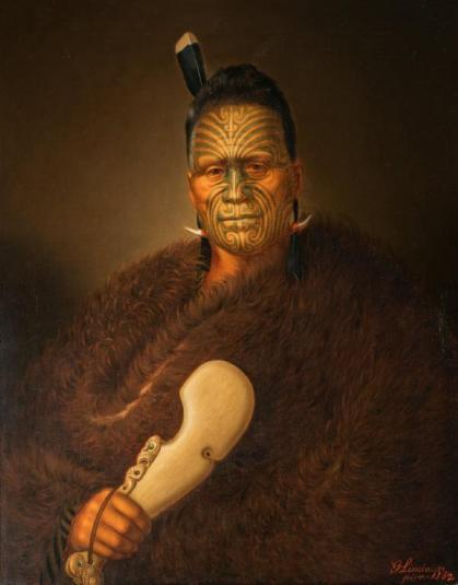 Tawhiao Matutaera Potatau te Wherowhero, 1882