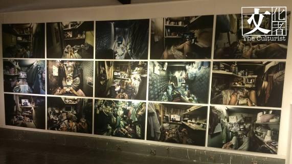 Benny Lam作品——揭示香港的劏房問題