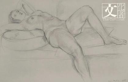 6至8萬英鎊起標,或者可以新年買張Matisse的裸女素抽回家供奉。