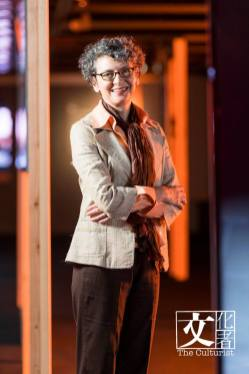 是次展覽是由Isabelle Frank博士當總策展人。