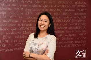 負責課程策劃發展的陳芸醫生覺得,學生參與課程後,對他們人生有莫大影響。
