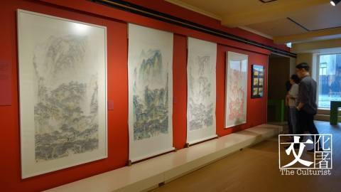 香港水墨四大代表聯展