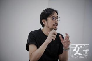 多媒體藝術家林欣傑的創作工作室亦選址於深水埗,他指經營空間兩年已跟這個社區連結了。
