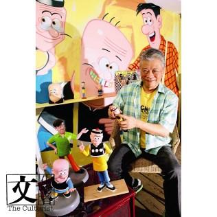 兒子 王澤先生
