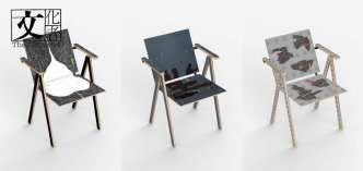 劉小康邀請了不同的平面設計師配合獨特圖案設計對其主題作延伸,煥發了圖騰椅新的生命力及圖騰椅獨特的個性,從而變得更有意義和收藏價值。