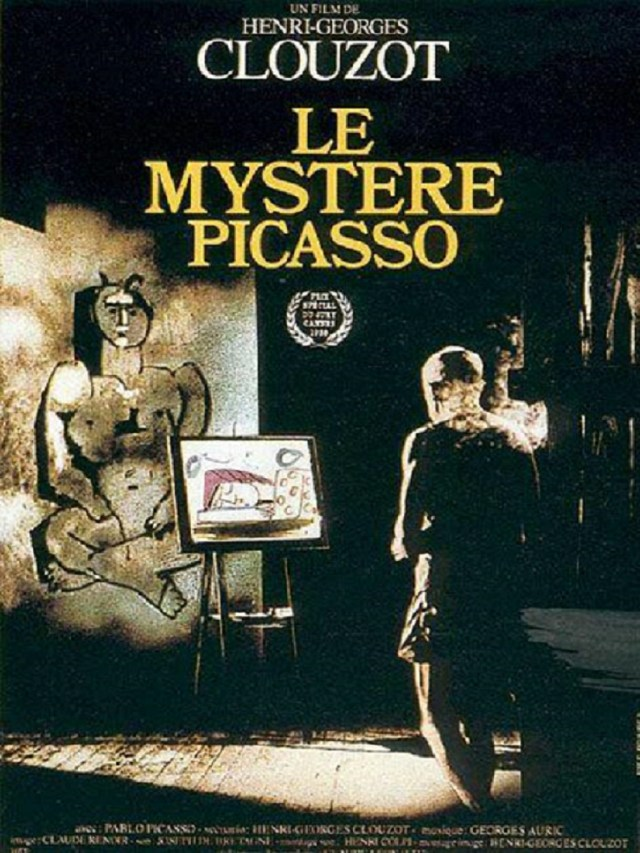 The Mystery of Picasso - Le mystère Picasso 《畢卡索之謎》