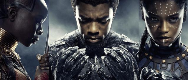 《Black Panther 黑豹》(劇照)