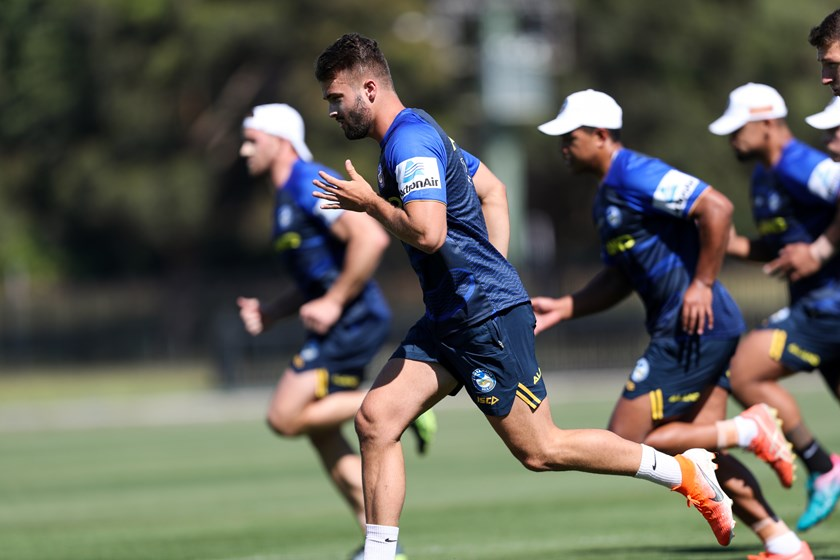 Eels Pre-Season Training – November 18, 2019: With A Little Help From My Friends