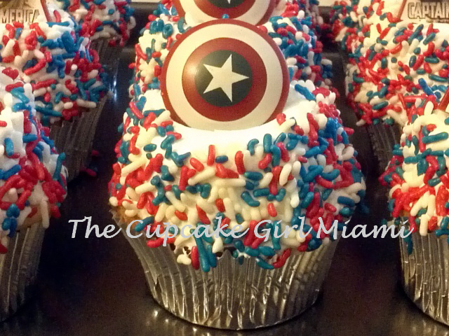 Marvel Bday Party
