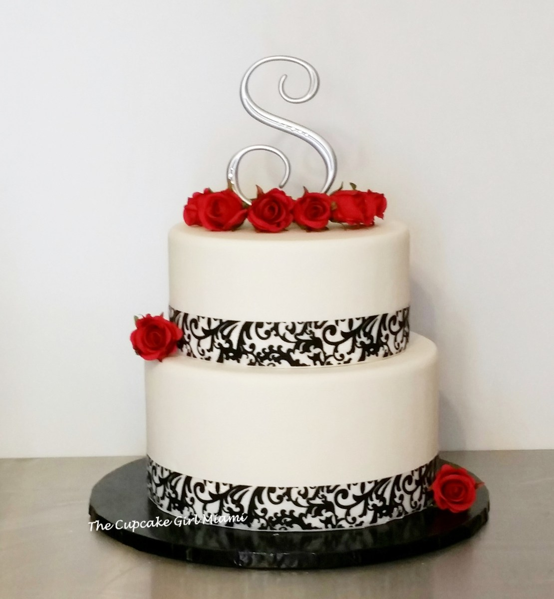 Wedding cake, Miami wedding