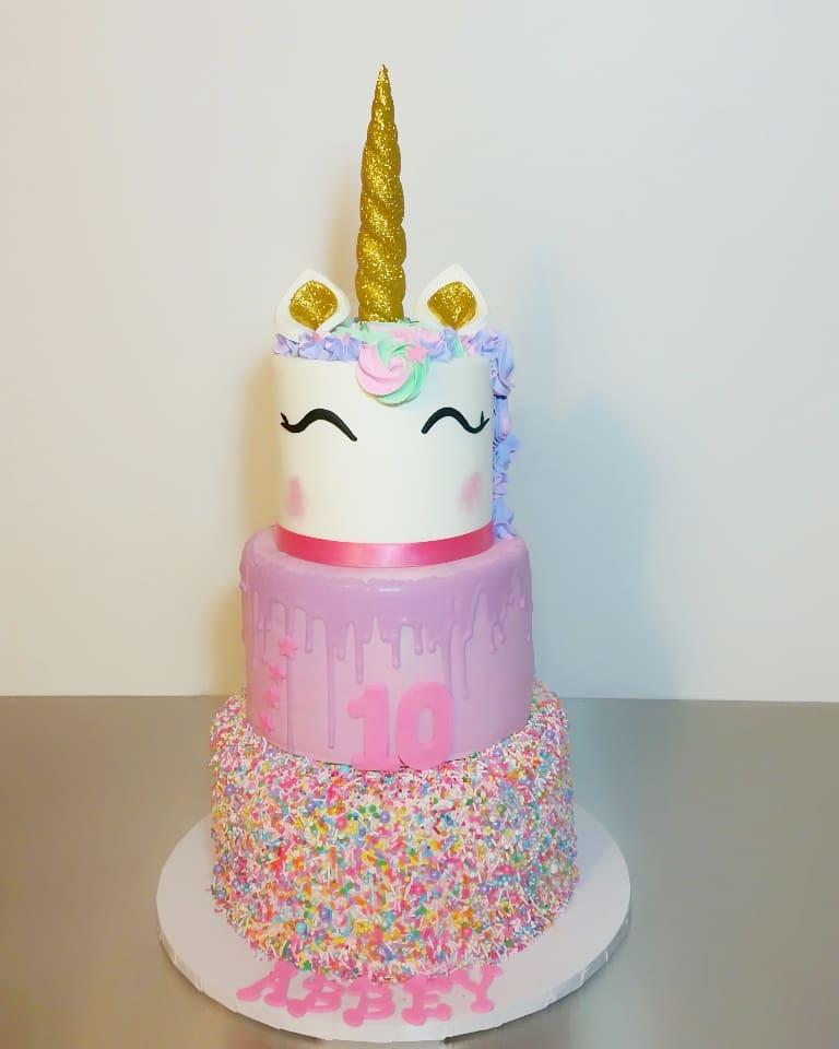 Unicorn cake, Birthday cake, unicorn party