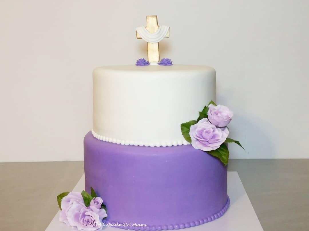 Communion cake, Baptism cake
