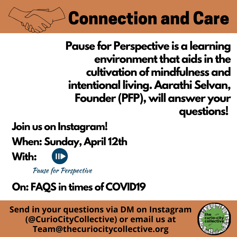 We are so so excited to have the lovely @pauseforperspective clinical psychologist take over our Instagram to answer some of your questions around the lockdown, isolation, mental health and more!! Send us your questions!! #connections #communities #covid19 #care #mutualaid