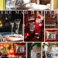 The Mad Hatter............