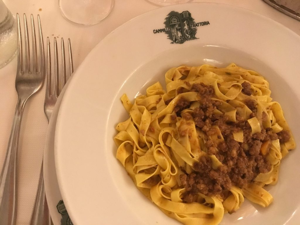 Pasta Florence Best Italy