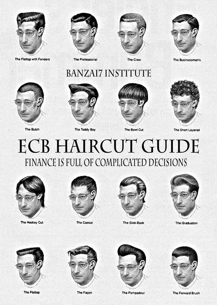 Ecb Haircut Guide