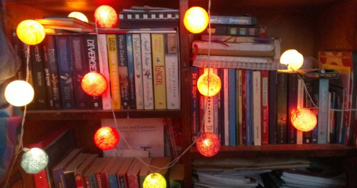 Menaces of being a voracious reader