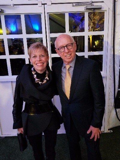 Penny and Allan Katz