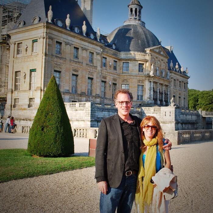 Chateau Vaux le Vicomte good idea