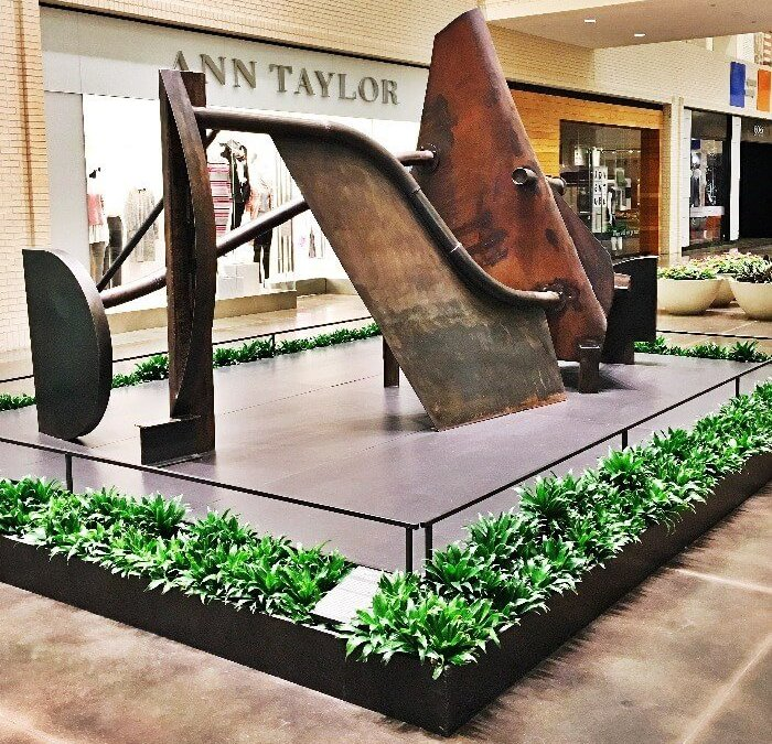 NorthPark Center…Where Fashion Meets Art!