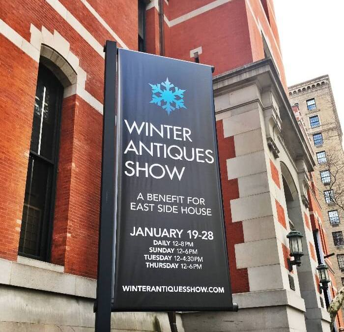 The NYC Winter Antiques Show
