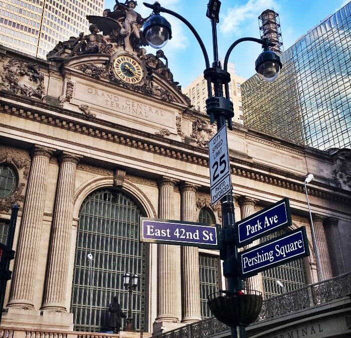 Grand Central Terminal…The Grande Dame of NYC!