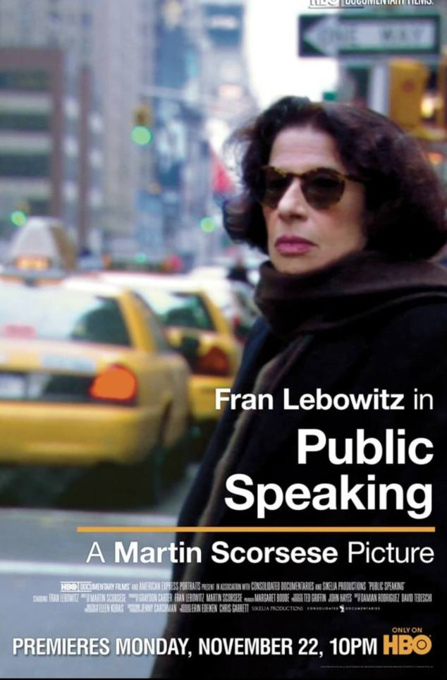 Documentary Films Public Speaking