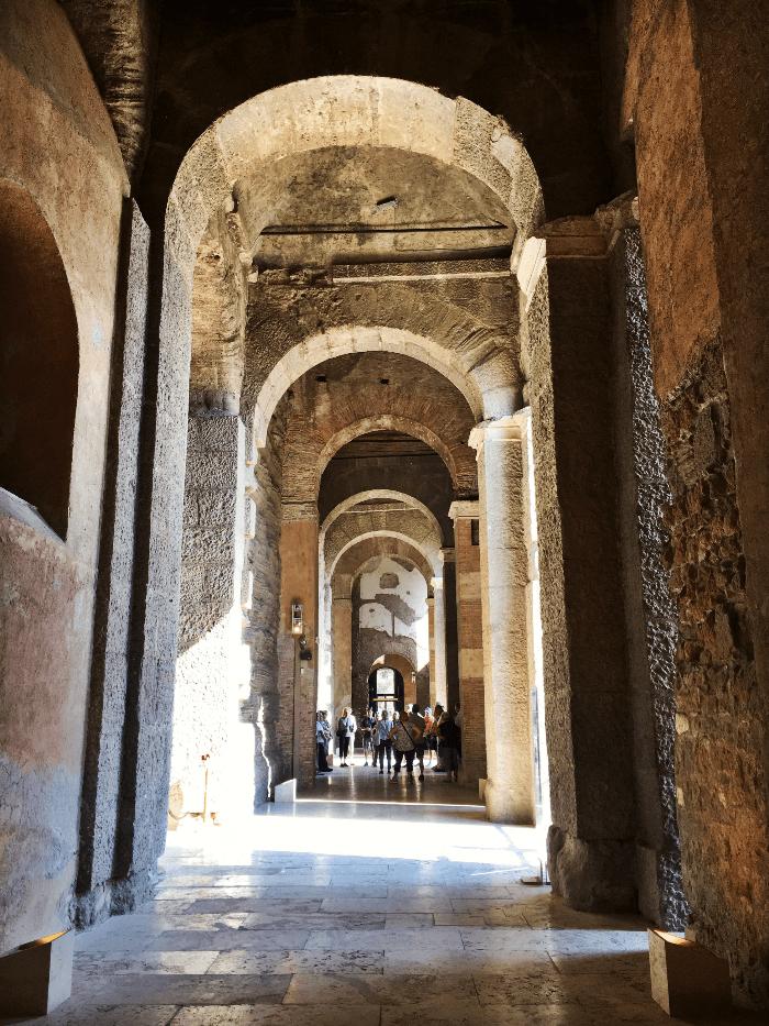 Wolf Tabularium Rome