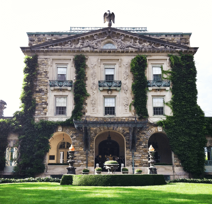 Kykuit:  An American Castle in New York State