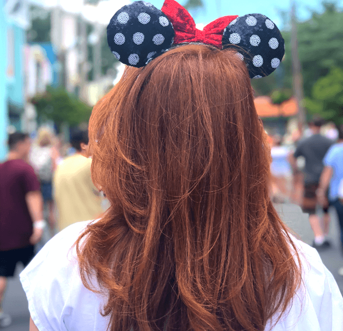 You Are Never Too Old….for Disney!